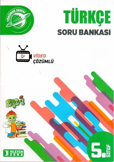 İşleyen Zeka 5. Sınıf Yörünge Serisi Türkçe Soru Bankası
