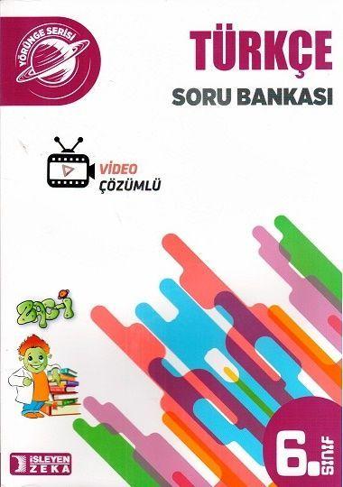 İşleyen Zeka 6. Sınıf Yörünge Serisi Türkçe Soru Bankası
