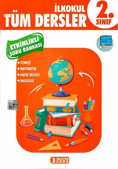 İşleyen Zeka Yayınları 2. Sınıf Tüm Dersler Etkinlikli Soru Bankası