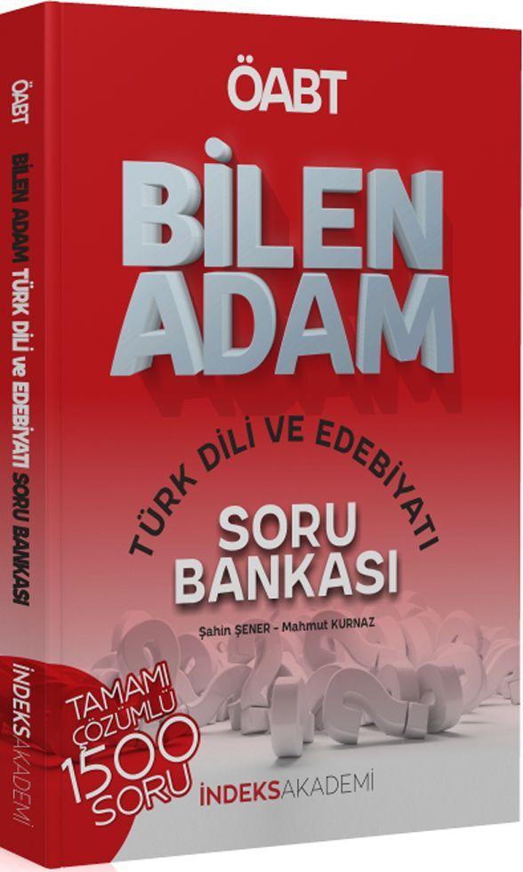 İndeks Akademi ÖABT Türk Dili ve Edebiyatı Bilen Adam Soru Bankası
