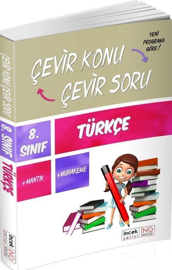 İnovasyon Yayıncılık 8. Sınıf Türkçe Çevir Konu Çevir Soru