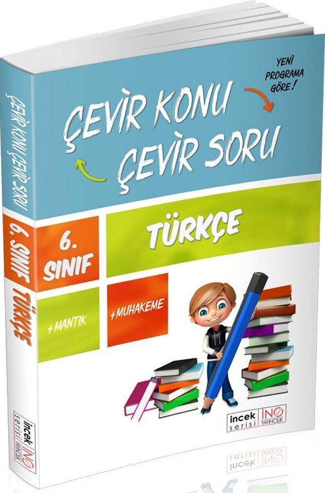 İnovasyon Yayıncılık 6. Sınıf Türkçe Çevir Konu Çevir Soru