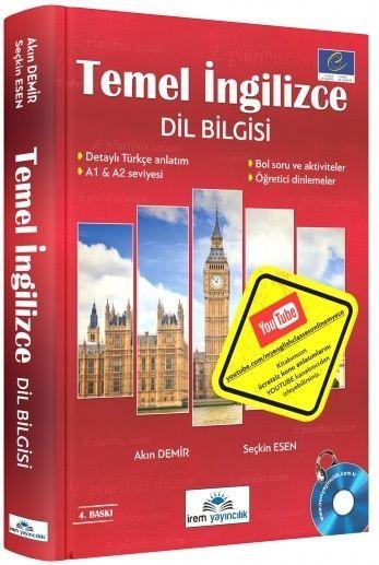 İrem Yayıncılık Temel İngilizce Dil Bilgisi