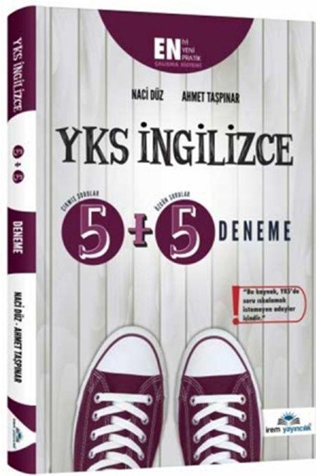 İrem Yayınları YKS İngilizce 5+5 Deneme
