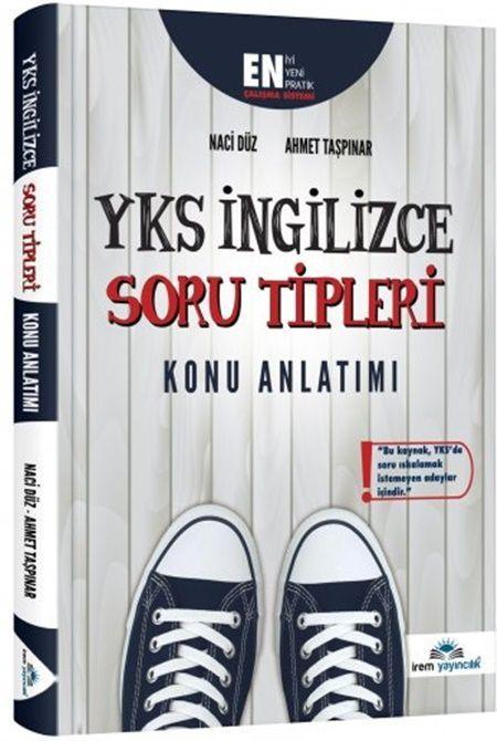 İrem Yayınları YKS İngilizce Soru Tipleri Konu Anlatımı