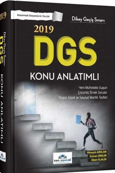 İrem Yayınları 2019 DGS Konu Anlatımlı