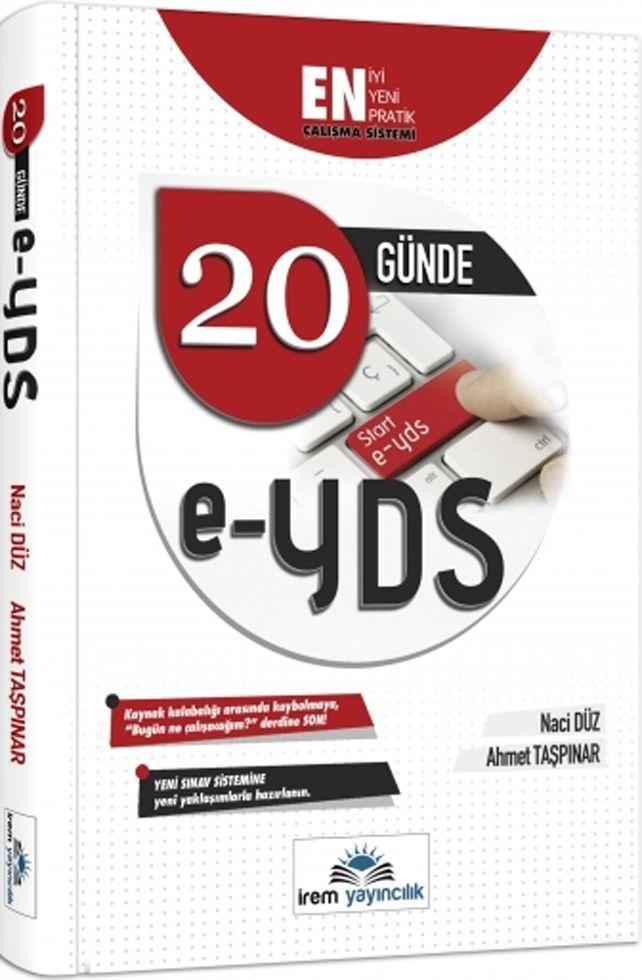 İrem Yayınları 20 Günde eYDS