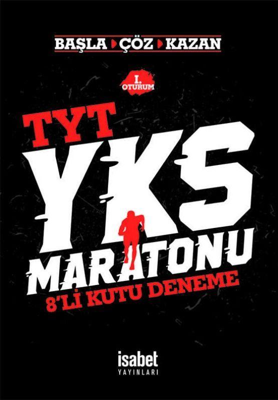 İsabet Yayınları TYT Maratonu 8 li Kutu Deneme