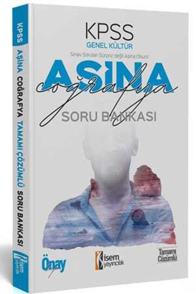 İsem Yayınları KPSS Coğrafya Aşina Tamamı Çözümlü Soru Bankası