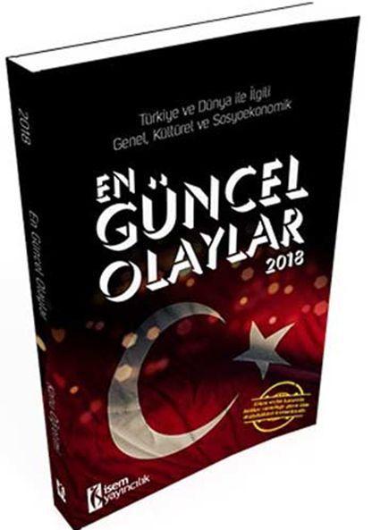 İsem Yayınları 2018 KPSS En Güncel Olaylar Konu Öğretimi