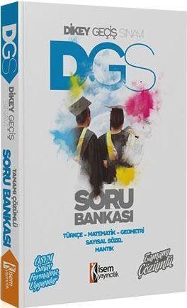 İsem Yayınları DGS Soru Bankası Tamamı Çözümlü