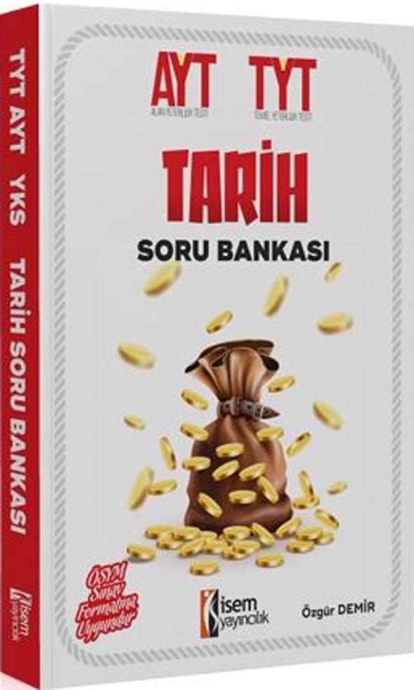 İsem Yayınları AYT TYT Tarih Soru Bankası