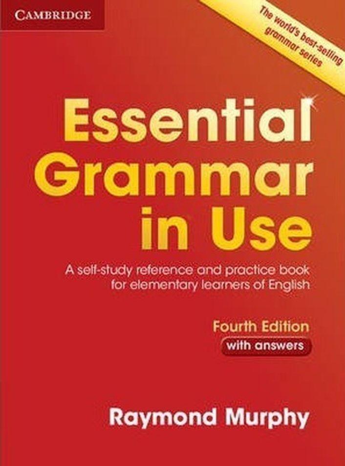 Cambridge Yayınları Essential Grammar İn Use Kırmızı