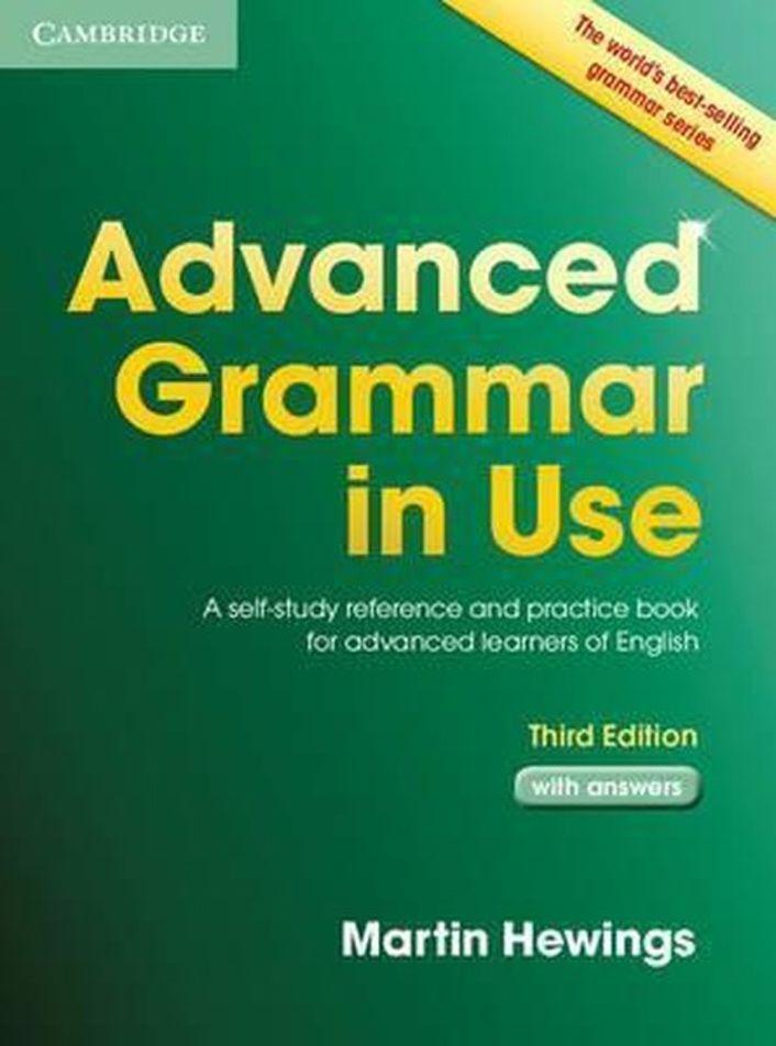 Cambridge Yayınları Advanced Grammar İn Use Yeşil
