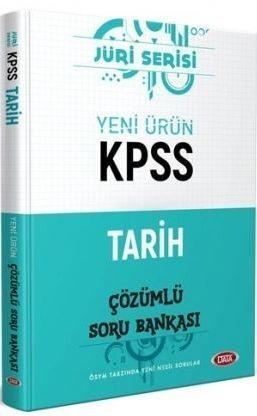 Data Yayınları KPSS Tarih Jüri Serisi Çözümlü Soru Bankası