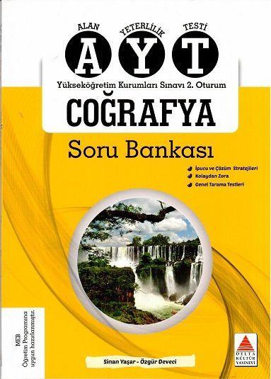 Delta Kültür AYT Coğrafya Soru Bankası