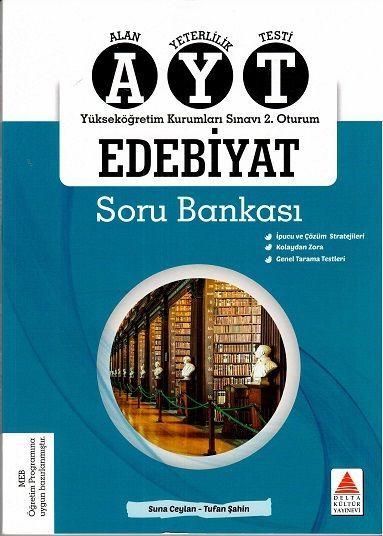 Delta Kültür AYT Edebiyat Soru Bankası