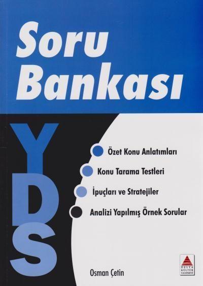 Delta Kültür Yayınları YDS Soru Bankası