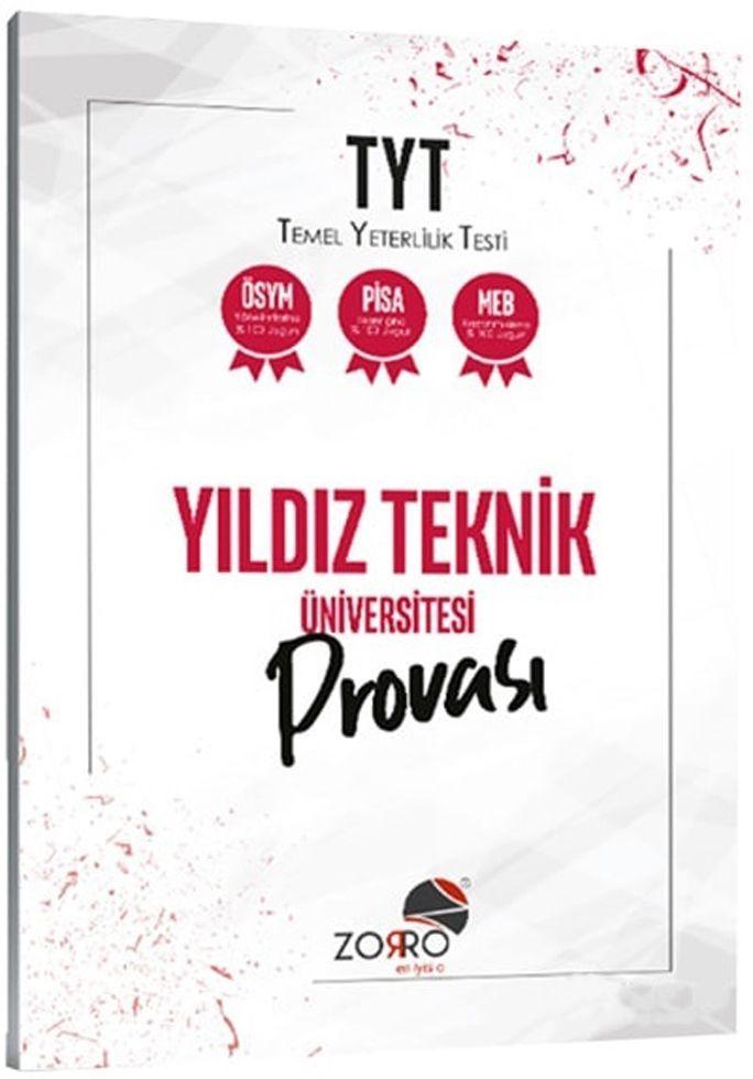 DenemeBank TYT Yıldız Teknik Üniversitesi Provası Zorro