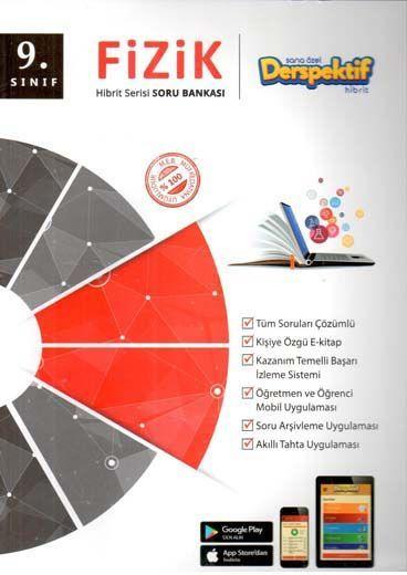 Derspektif Yayınları9. Sınıf Fizik Hibbit Serisi Soru Bankası
