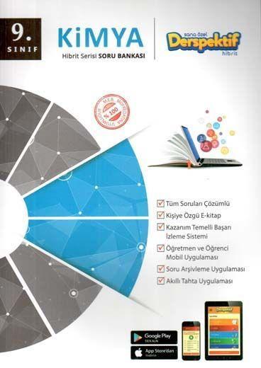 Derspektif Yayınları9. Sınıf Kimya Hibbit Serisi Soru Bankası