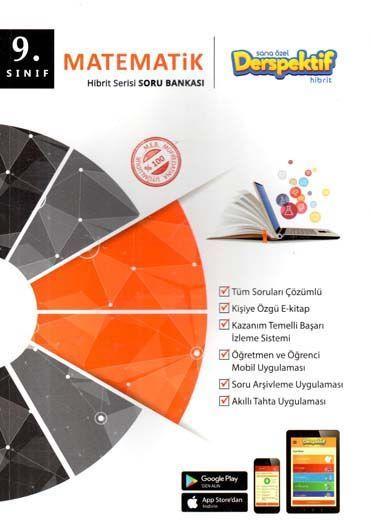 Derspektif Yayınları9. Sınıf Matematik Hibbit Serisi Soru Bankası