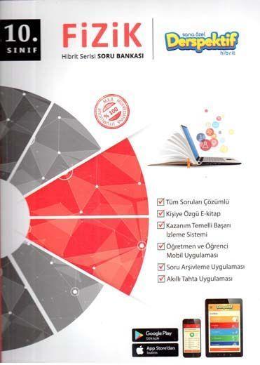 Derspektif Yayınları10. Sınıf Fizik Hibbit Serisi Soru Bankası