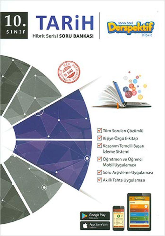 Derspektif Yayınları 10. Sınıf Tarih Hibrit Serisi Soru Bankası
