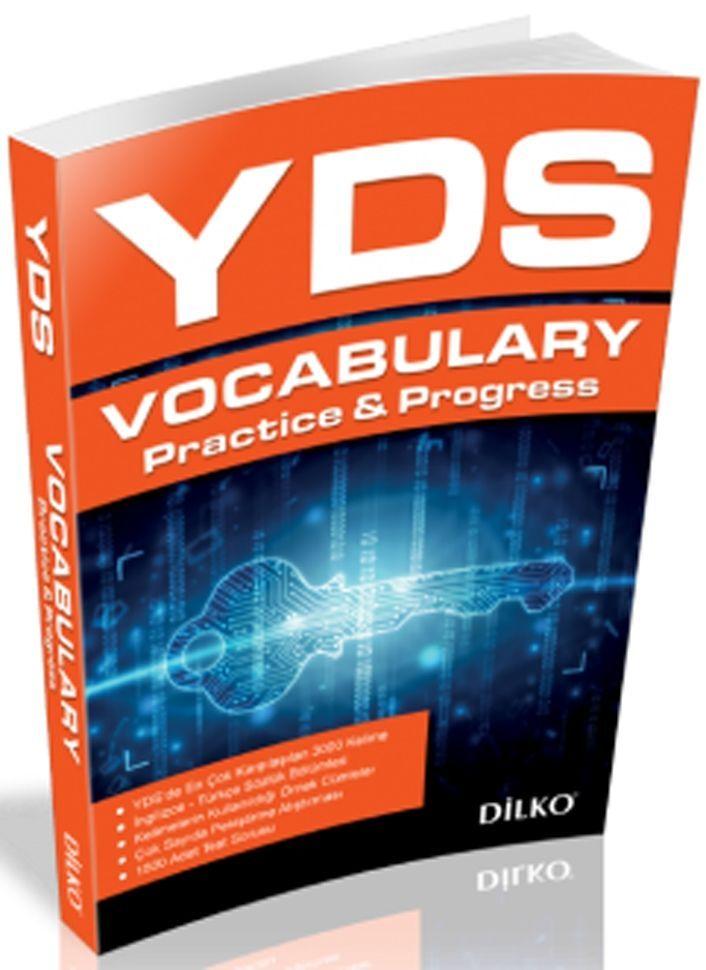 Dilko Yayınları YDS Vocabulary Practice Progress