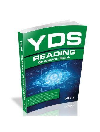 Dilko Yayınları YDS Reading Question Bank