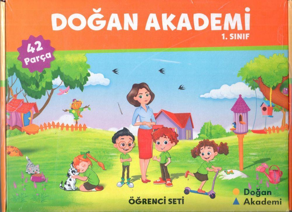 Doğan Akademi 1. Sınıf Okuma Yazma Seti