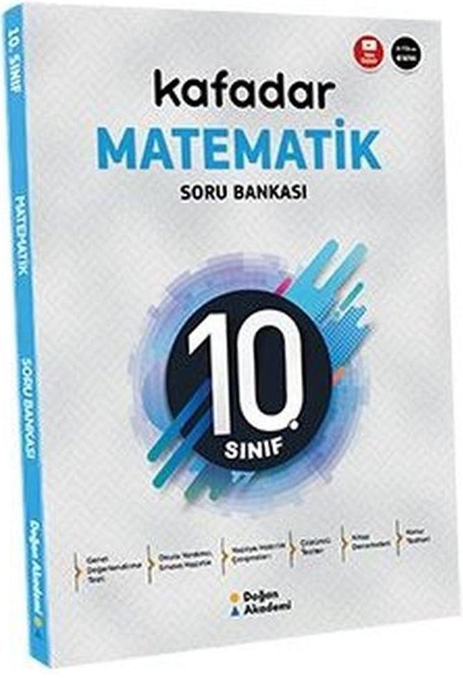 Doğan Akademi 10. Sınıf Matematik Kafadar Soru Bankası