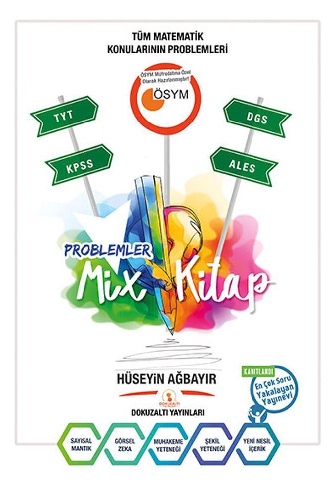 DokuzAltı Yayınları Problemler Mix Kitap