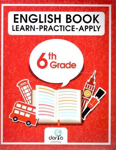 Dorya Publishing 6 Th English Grade Book