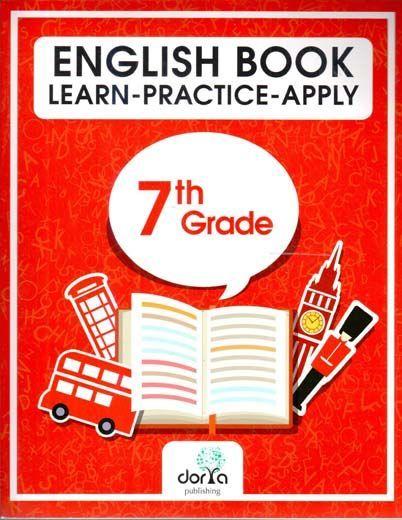 Dorya Publishing 7 Th English Grade Book