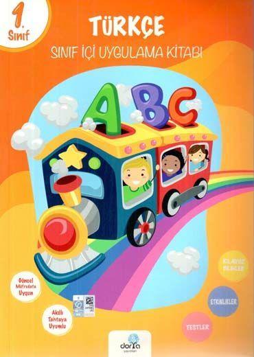 Dorya Yayınları 1. Sınıf Türkçe Sınıf İçi Uygulama Kitabı