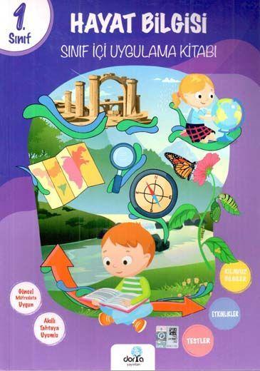 Dorya Yayınları 1. Sınıf Hayat Bilgisi Sınıf İçi Uygulama Kitabı