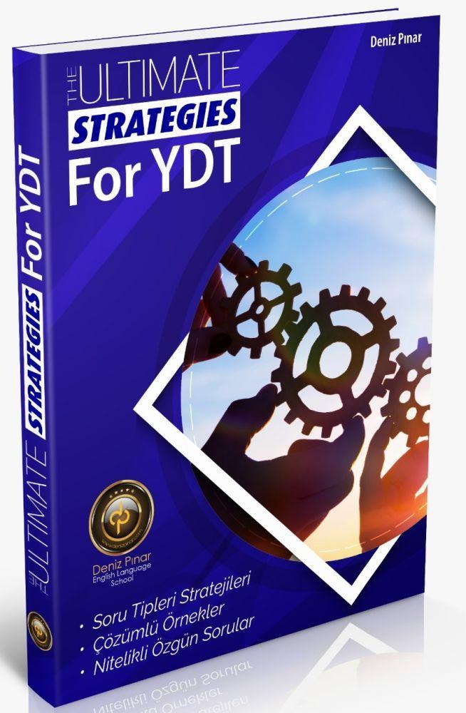 DPELS Yayıncılık YDT The Ultımate Strategıes For