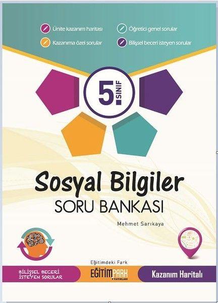 Eğitim Park Yayınları 5. Sınıf Sosyal Bilgiler Soru Bankası