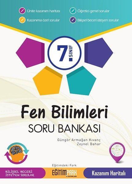 Eğitim Park Yayınları 7. Sınıf Fen Bilimleri Soru Bankası