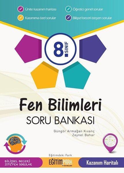 Eğitim Park Yayınları 8. Sınıf Fen Bilimleri Soru Bankası