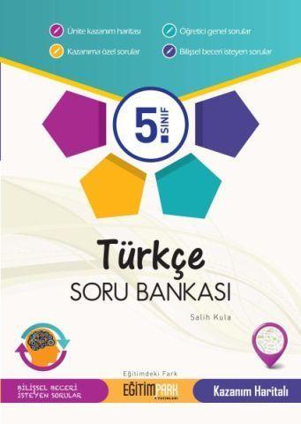 Eğitim Park Yayınları 5. Sınıf Türkçe Soru Bankası