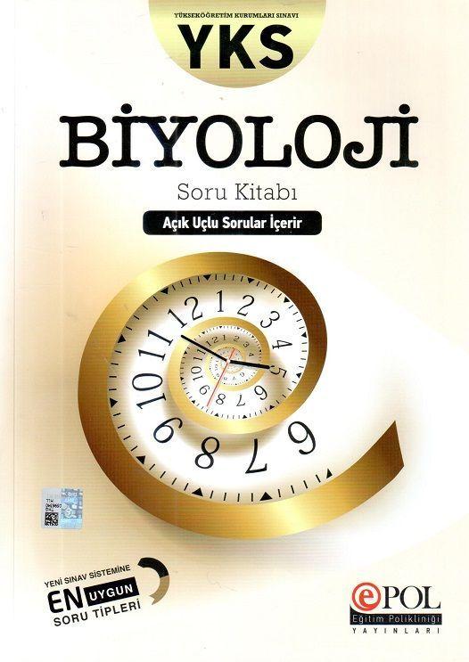 Eğitim Polikliniği Yayınları YKS 2. Oturum Biyoloji Soru Kitabı
