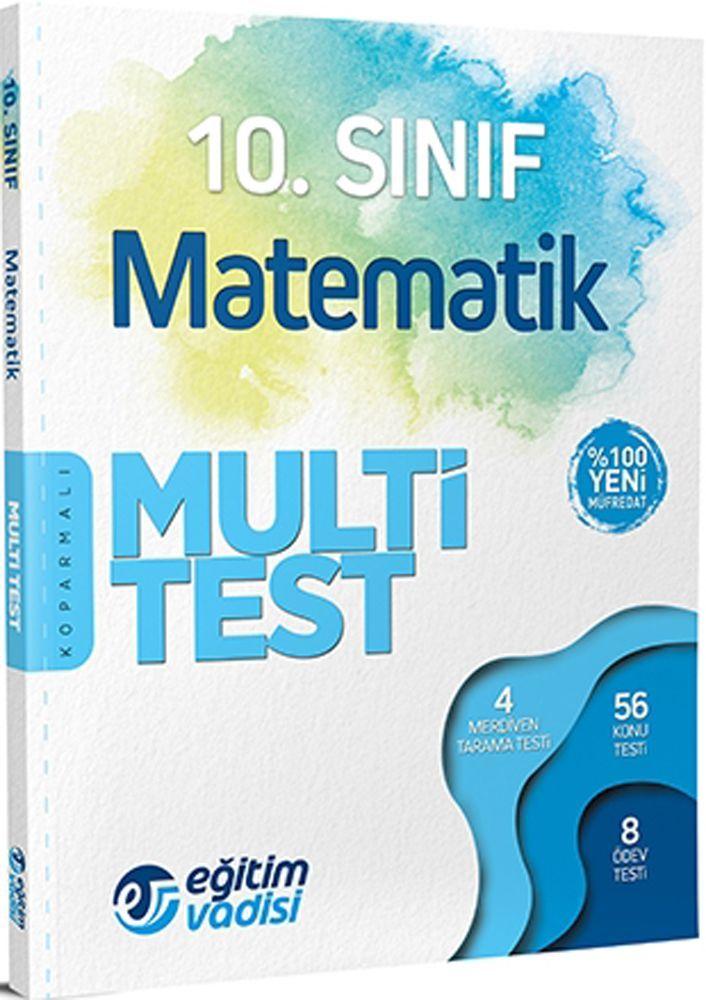 Eğitim Vadisi 10. Sınıf Matematik Multi Test
