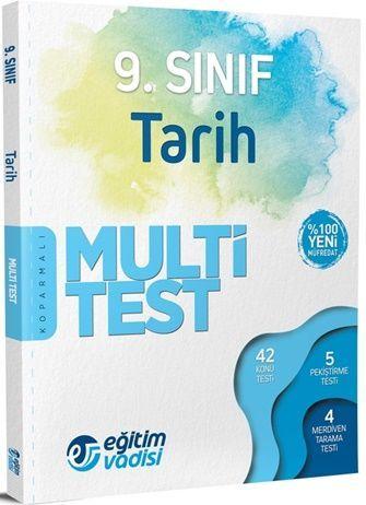 Eğitim Vadisi 9. Sınıf Tarih Multi Test