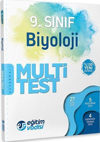 Eğitim Vadisi 9. Sınıf Biyoloji Multi Test