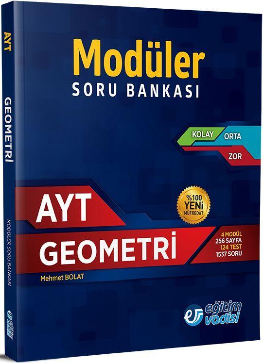 Eğitim Vadisi AYT Geometri Modüler Soru Bankası