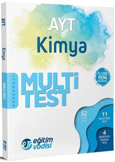 Eğitim Vadisi AYT Kimya Multi Test