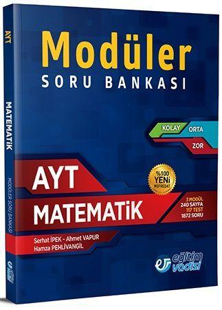 Eğitim Vadisi AYT Matematik Modüler Soru Bankası