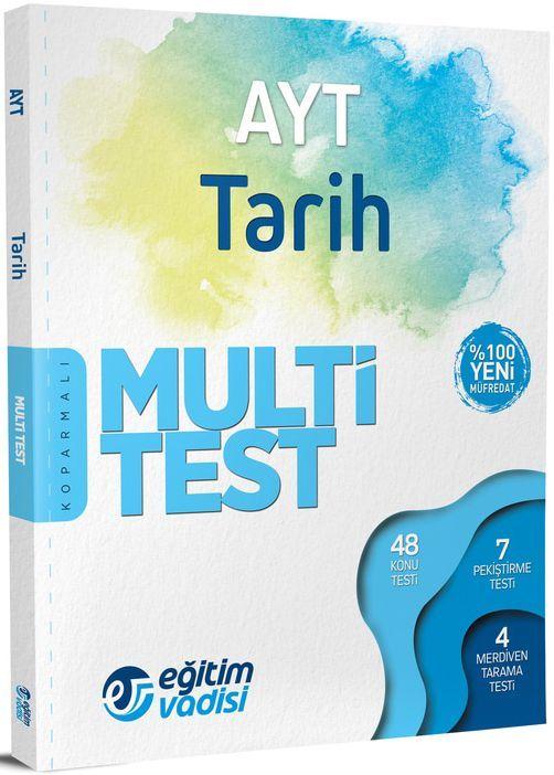 Eğitim Vadisi AYT Tarih Multi Test